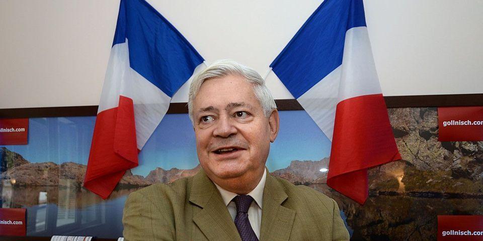 L'eurodéputé FN Bruno Gollnisch va participer à une conférence privée d'Egalité et Réconciliation