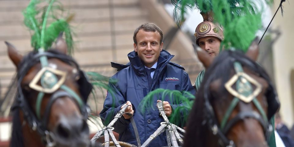 L'honnêteté d'Emmanuel Macron l'oblige à vous dire qu'il démissionne du gouvernement