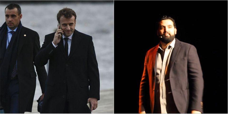 L'humoriste Yassine Belattar raconte avoir reçu un SMS de soutien d'Emmanuel Macron en pleine polémique