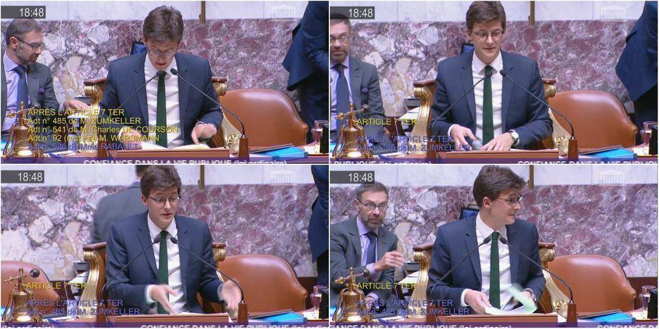 Loi de moralisation : les députés LREM votent contre un article qu'ils avaient validé en commission