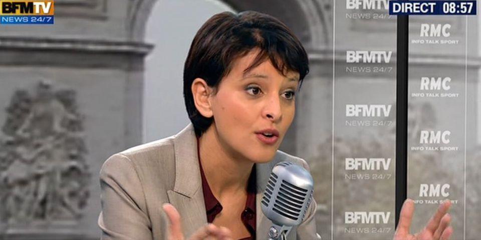 Loi prostitution : Najat Vallaud-Belkacem de nouveau porte-parole de la pénalisation du client