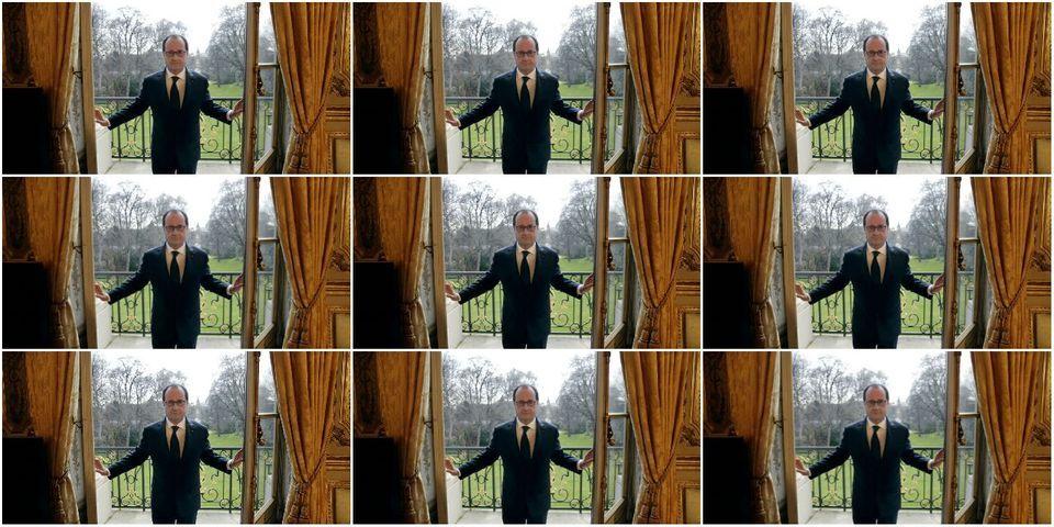 L'omniprésence médiatique estivale de François Hollande