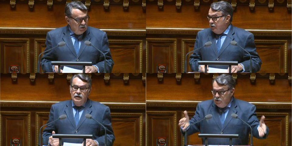 Réforme pénale : le rapporteur PS Jean-Pierre Michel règle ses comptes et s'amuse des attaques du Figaro contre lui