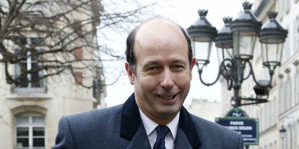 """Louis Giscard d'Estaing brigue la présidence de l'UDI pour """"regrouper toutes les sensibilités"""" entre Wauquiez et Macron"""
