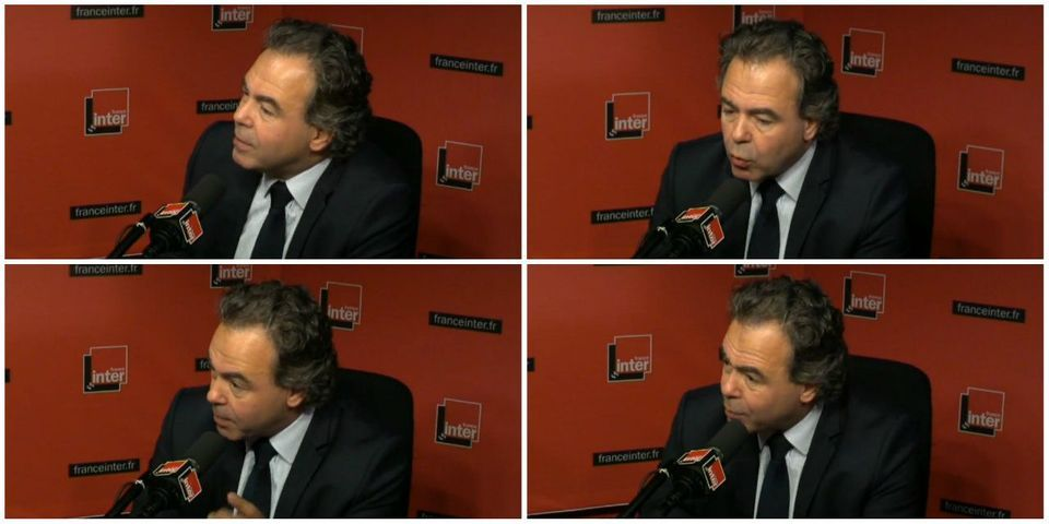 """Luc Chatel assure que la presse quotidienne régionale est """"affligée"""" par Hollande au Supplément. Vraiment ?"""