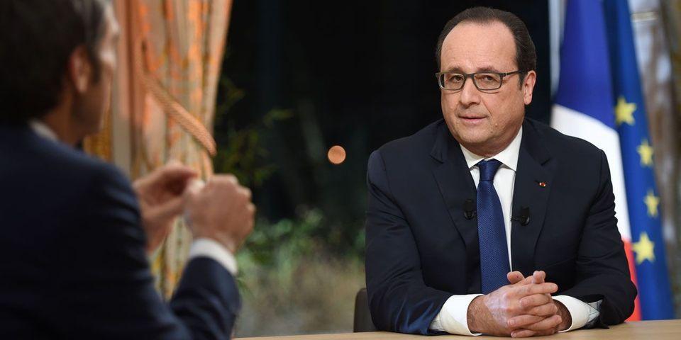 Lui candidat, François Hollande aurait refusé les débats télévisés avec Marine Le Pen