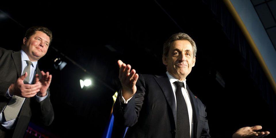 L'UMP transforme Nicolas Sarkozy en cadeau de loterie pour percevoir des dons
