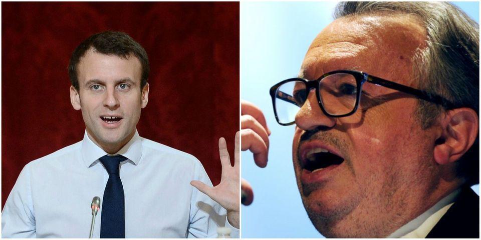 Macron critiqué pour s'être entouré de proches de Guérini lors de son déplacement à Marseille