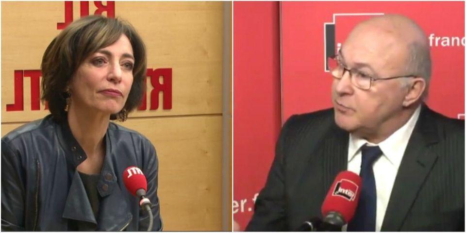 Sapin et Touraine ne s'opposent pas à ce qu'un socialiste vote Macron (plutôt que Hamon) à la présidentielle