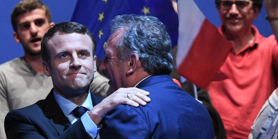 """Macron refuse que Bayrou joue le """"président délégué"""" : """"Ça ne se passe pas comme ça avec moi"""""""