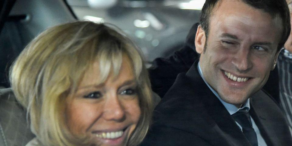 Macron veut clarifier le statut de première dame et assure que, lui Président, sa femme aura un rôle sans être rémunérée