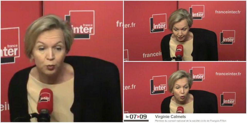 """""""Madame Dupont"""" et l'argent public : le très étrange argument de Virginie Calmels en défense de Fillon"""