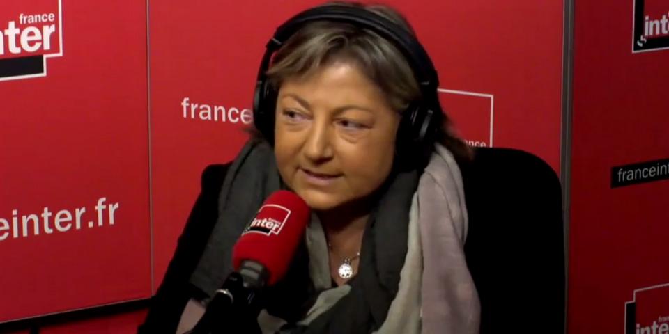 Maire de Calais, Natacha Bouchart (LR) aimerait parfois être maire de Lille