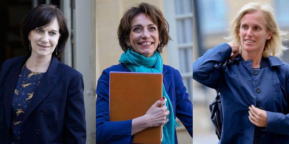 Marisol Touraine, Laurence Rossignol et Ségolène Neuville démentent toute tension entre elles