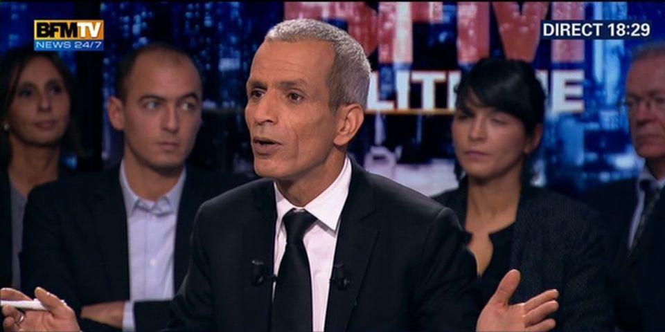 Malek Boutih prédit une victoire de Marine Le Pen à la présidentielle de 2017