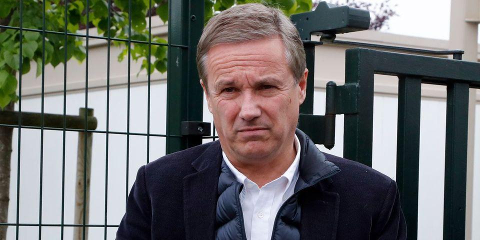Malgré le carton de Macron dans sa ville, Nicolas Dupont-Aignan se veut serein pour les législatives