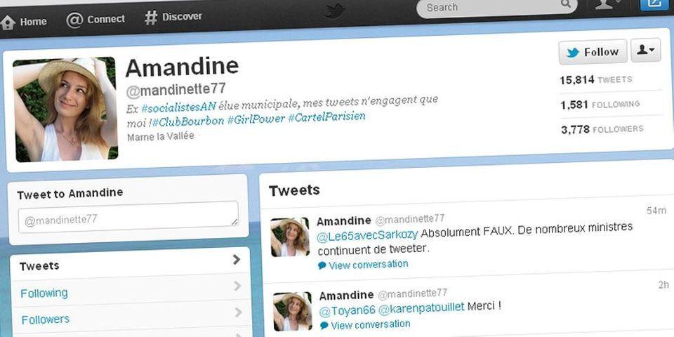 Amandine Janiaud-Vergnaud nommée conseillère réseaux sociaux de Ayrault