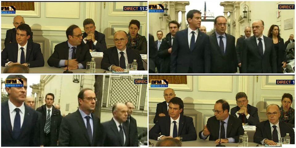 """François Hollande : """"L'unité nationale, ce n'est pas l'uniformité"""""""