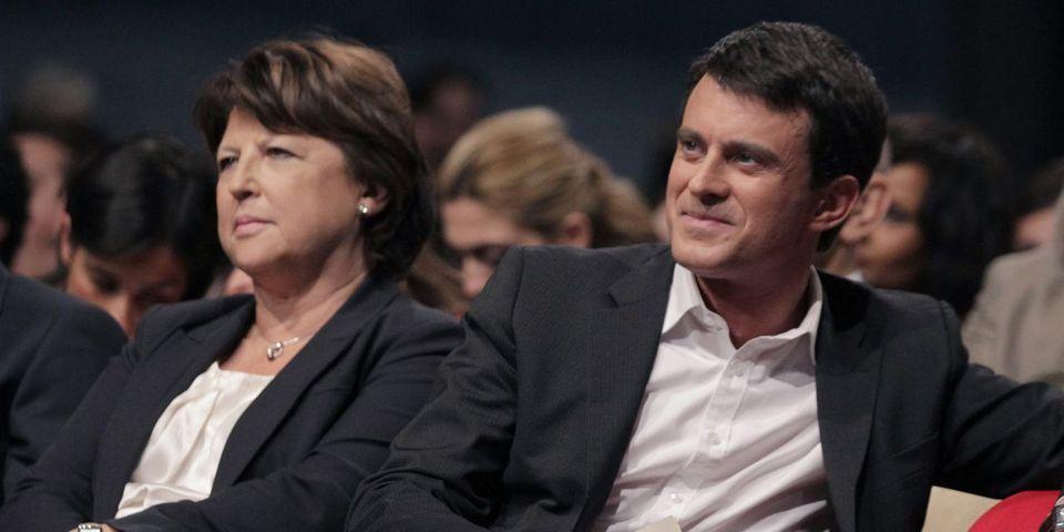 """Manuel Valls à Martine Aubry : """"Je n'ai pas le temps de me perdre en petites phrases"""""""