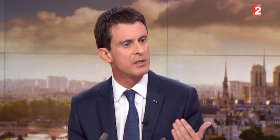 """Contrôles aux frontières : Manuel Valls alerte sur la """"remise en cause de Schengen"""" si l'UE """"ne prend pas ses responsabilités"""""""