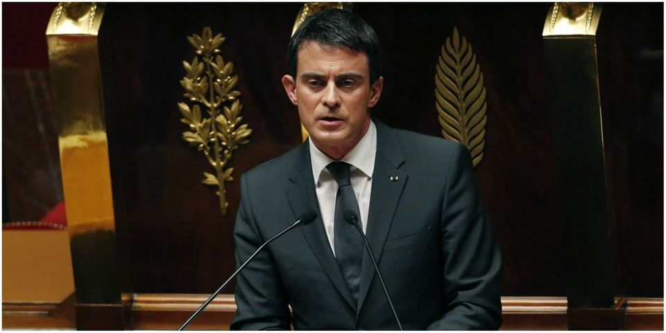 """Manuel Valls annonce la création d'un premier centre pour """"jeunes radicalisés"""""""