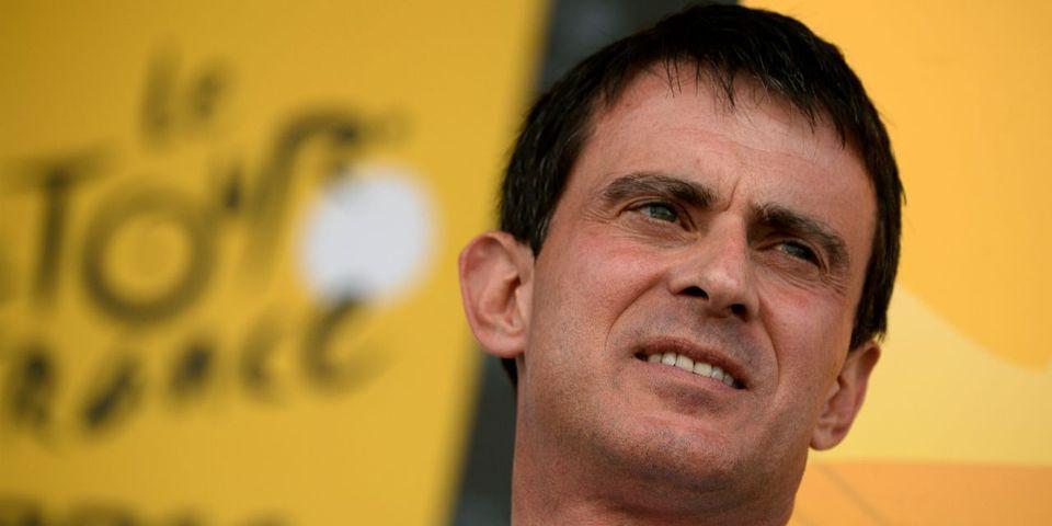 """Manuel Valls appelle à ne pas """"jeter la suspicion"""" sur Chris Froome"""