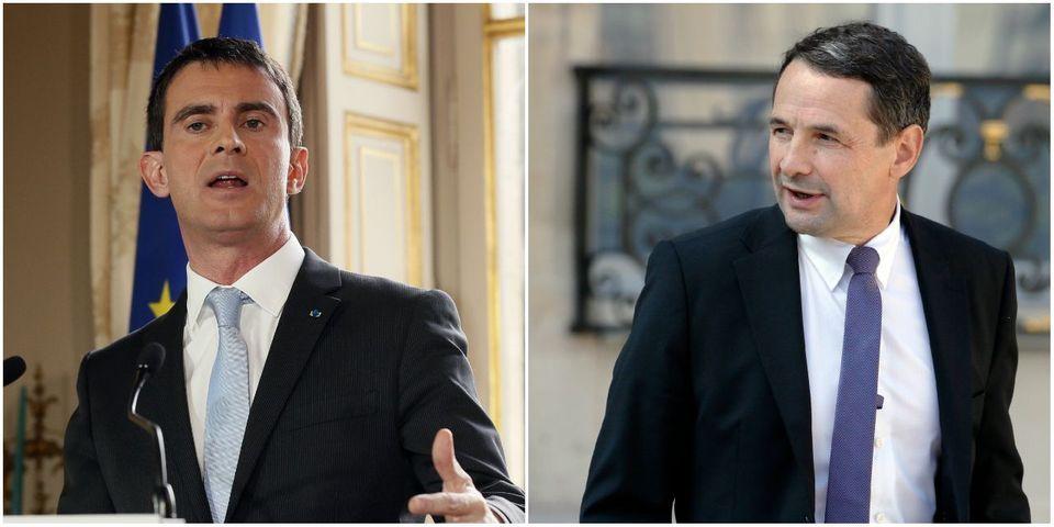 """Manuel Valls, chef de gouvernement le jour et """"lanceur d'alertes la nuit"""" pour Thierry Mandon"""