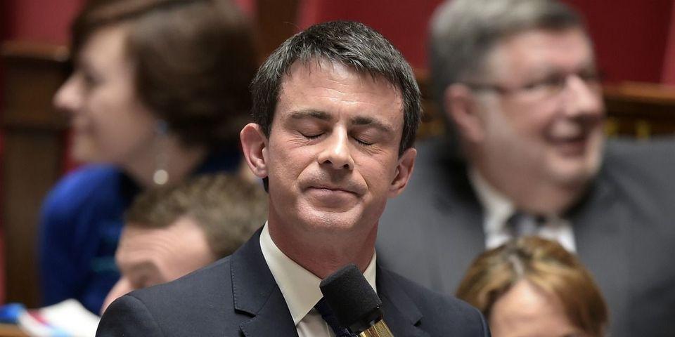 """Comment Manuel Valls explique que le 49.3 est """"tout l'inverse d'un passage en force"""""""