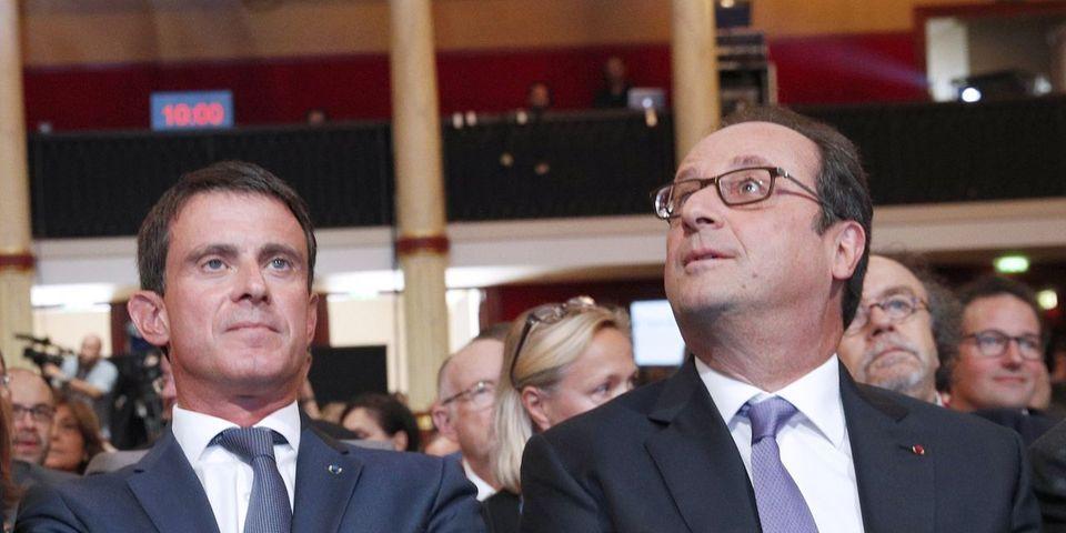 """Manuel Valls est prêt : """"Si Hollande n'y va pas, dans la minute, je suis candidat"""""""