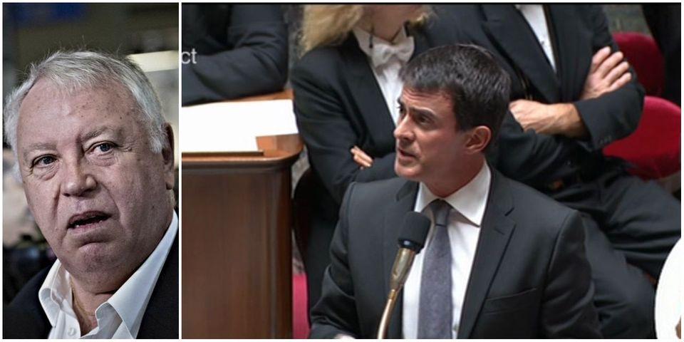 """Manuel Valls estime que Gérard Filoche ne """"mérite pas d'être dans sa formation politique"""""""