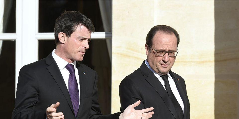 Manuel Valls et François Hollande ont la joie de vous annoncer la naissance de leur nouveau gouvernement de combat