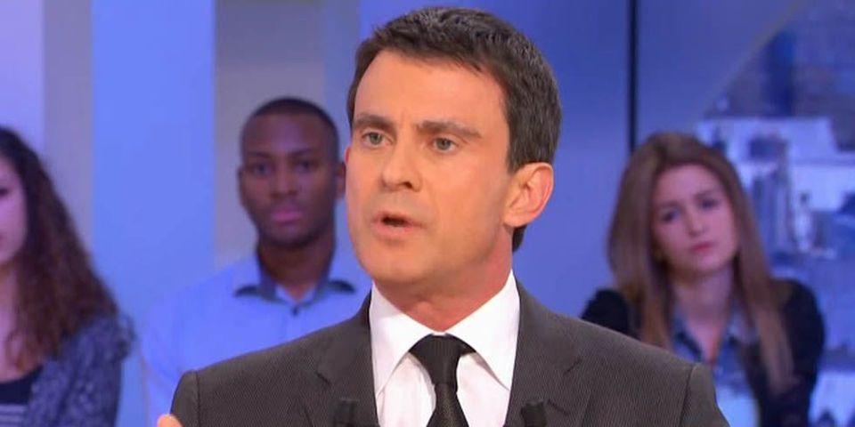 Manuel Valls fait l'éloge d'Emmanuel Macron et tacle la sénatrice socialiste Marie-Noëlle Lienemann