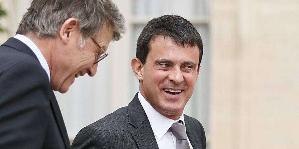 Manuel Valls moque les nouvelles consignes d'encadrement de la com' de Matignon