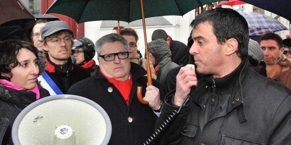 Manuel Valls ne fait pas de différence entre des manifestants anti-Loi Travail et les casseurs