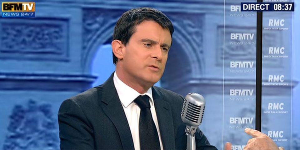 Manuel Valls, Barack Obama et la consommation de cannabis