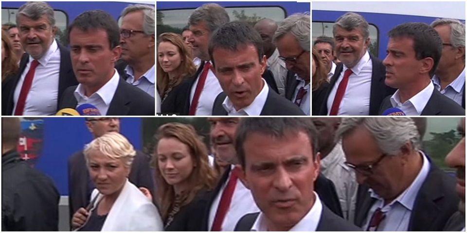 Manuel Valls ne tancera pas Christiane Taubira après son apparition chez les frondeurs