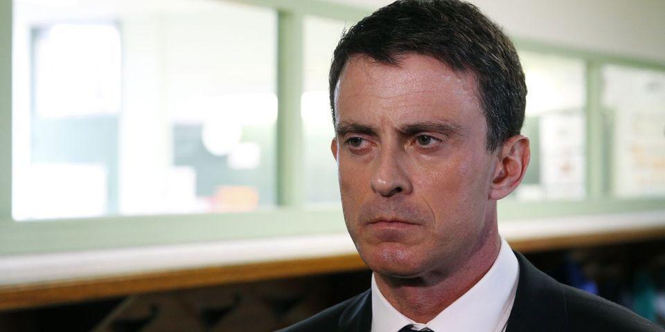 """Manuel Valls ne veut pas """"laisser dire"""" que l'extension de la déchéance de nationalité """"serait une idée d'extrême droite"""""""