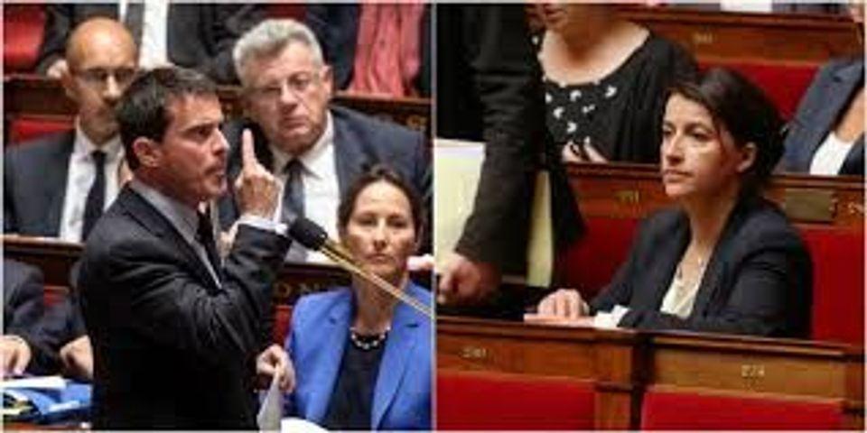 Manuel Valls ne veut pas que le PS soutienne Cécile Duflot aux législatives de 2017
