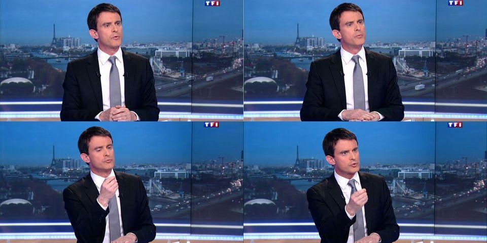 """Manuel Valls : """"Nous sommes tous des hollandais"""""""