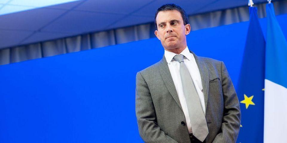 """Manuel Valls parle de """"présumé coupable"""" pour Abdelhakim Dekhar"""