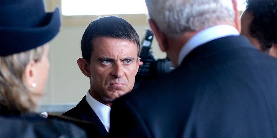 Manuel Valls pense que les Jeunes socialistes sont manipulés par Jean-Luc Mélenchon