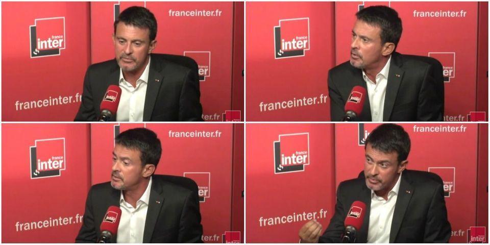 """Manuel Valls reconnaît que, """"sincèrement"""", il ne pensait pas devenir Président en 2017"""