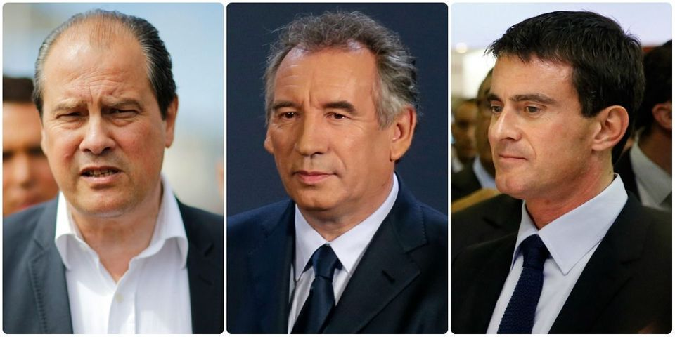 Manuel Valls regrette (encore) l'absence de main tendue à François Bayrou, pas Jean-Christophe Cambadélis