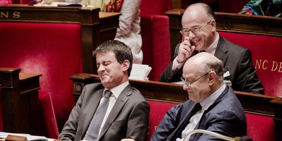 """Manuel Valls s'amuse du sens de la formule de Georges Clemenceau : """"il voulut être César, il mourut Pompée"""""""