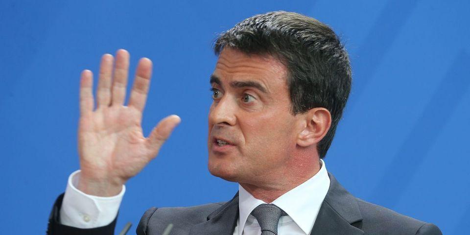 """Manuel Valls se félicite du prix Nobel d'économie décerné à un Français : """"Quel pied-de-nez au french bashing !"""""""