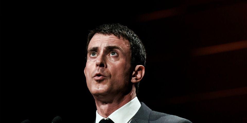 """Manuel Valls se présente comme le """"challenger""""... de la primaire"""