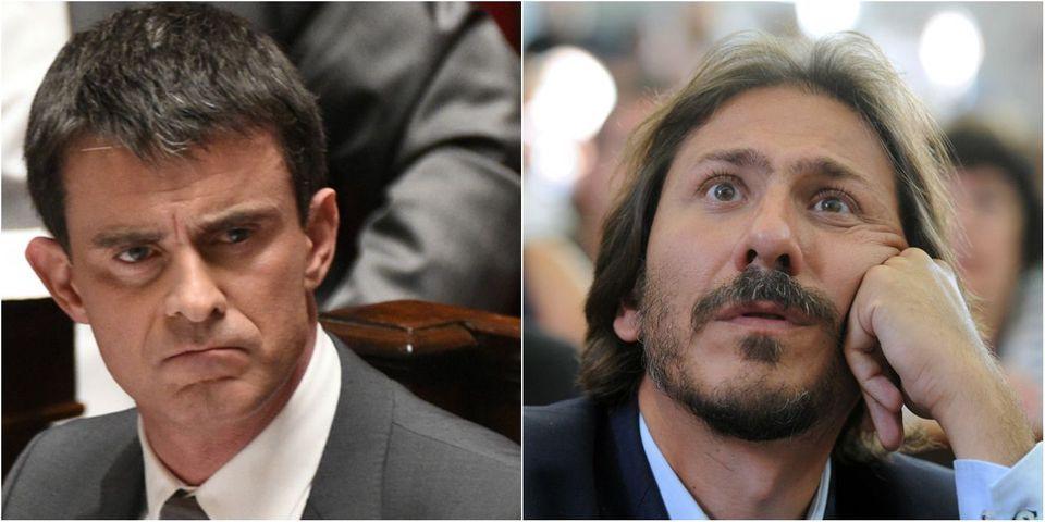 Manuel Valls s'emporte contre Jérôme Guedj après la défaite de la gauche dans l'Essonne