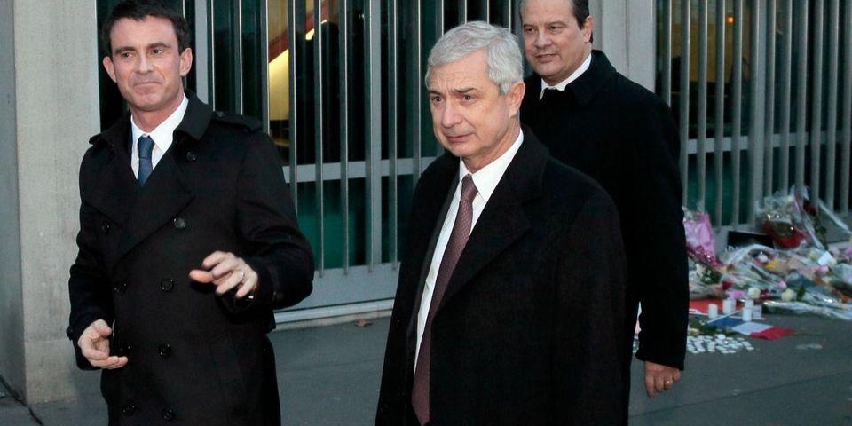 Manuel Valls soutient Claude Bartolone pour les régionales en Île-De-France
