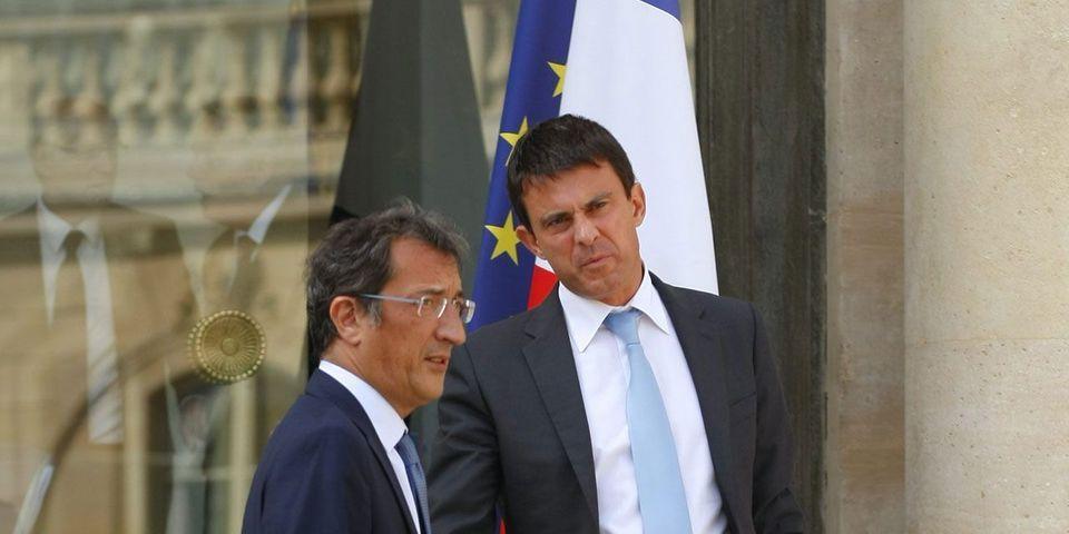 Manuel Valls suggère à François Lamy de prendre de longues  vacances