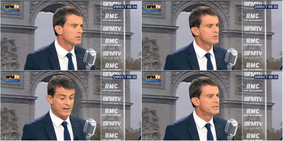 Manuel Valls ferme la porte au cumul ministère-région pour Jean-Yves Le Drian